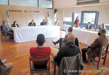 Presentan tres ofertas por el predio de Montenegro - La Pampa La Arena