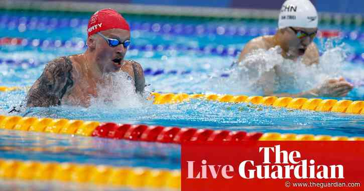 Olympics 2020: latest news from day one of Tokyo Games – live updates!