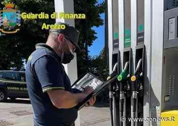 Fiamme gialle in azione ad Arezzo: controlli su carburanti e prodotti petroliferi - gonews