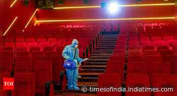 Coronavirus live updates: Cinema halls, theatres and multiplexes to open with 50 percent seating capacity in Delhi from July 26 - Times of India