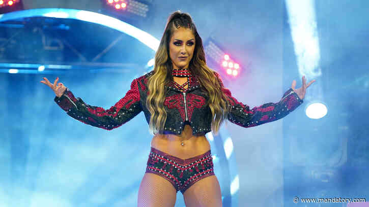 Britt Baker Retained Her Title On Wednesday With A Broken Wrist, Says She Won't Take Any Time Off