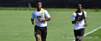 Borussia Dortmund: Dan-Axel Zagadou kehrt auf den Platz zurück - LigaInsider