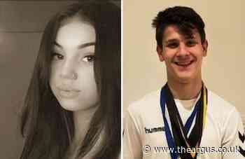Missing teenagers Izzy Ford and Jamie Brennan found