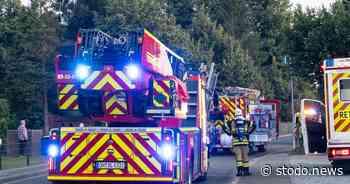 Feuerwehrkaravane zog durch Stockelsdorf - Stodo News