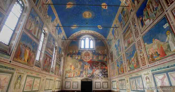 Da Giotto e la Cappella degli Scrovegni al Palazzo della Ragione: gli affreschi del trecento di Padova riconosciuti dall'Unesco patrimonio dell'umanità