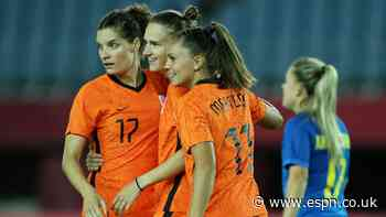 Netherlands, Brazil draw in epic six-goal thriller