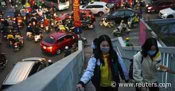 Vietnam reports record 7968 coronavirus cases on Saturday - Reuters