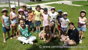Luc-la-Primaube : les tout-petits ont découvert le monde végétal avec la MJC - Centre Presse Aveyron
