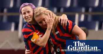 Ruthless USWNT hit six against New Zealand to revive Olympic campaign