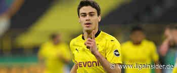 Borussia Dortmund: Giovanni Reyna verletzt sich beim Aufwärmen - LigaInsider