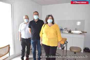 Chambly : la maison de la santé s'est dévoilée au public - L'observateur de Beauvais