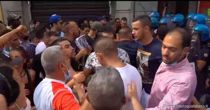 Omicidio di Voghera, tensione alla manifestazione in memoria dell'uomo ucciso dall'assessore leghista Adriatici. La diretta