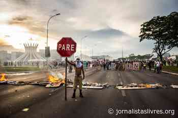 Justiça proíbe mostra sobre democracia em Juiz de Fora a pedido de bolsonarista - Jornalistas Livres