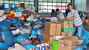 """Spendensammlung in Drolshagen: """"Tränen der Freude im Auge"""" - WP News"""