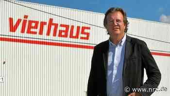 Rees: Gruppe Vierhaus/Ilse Technik übernimmt Firma tegos - NRZ