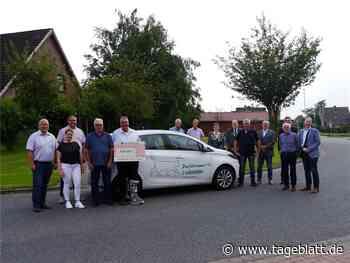 Bürgerstiftung schüttet 6500 Euro für Kehdingen aus - Drochtersen - Tageblatt-online