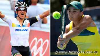 Aussies just miss volley-boilover against world No.1s, gymnast stuns: Day 1 Wrap