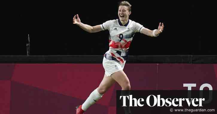 Ellen White's flash of subtle brilliance lights up Team GB's sluggish display | Barney Ronay