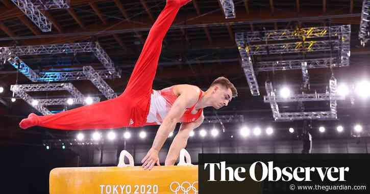 Britain's Max Whitlock overcomes jitters to make Olympics pommel horse final