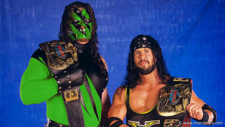 Sean Waltman On Green Kane: I Understand The Desire To See It, But It Wouldn't Have Been Good For His Character