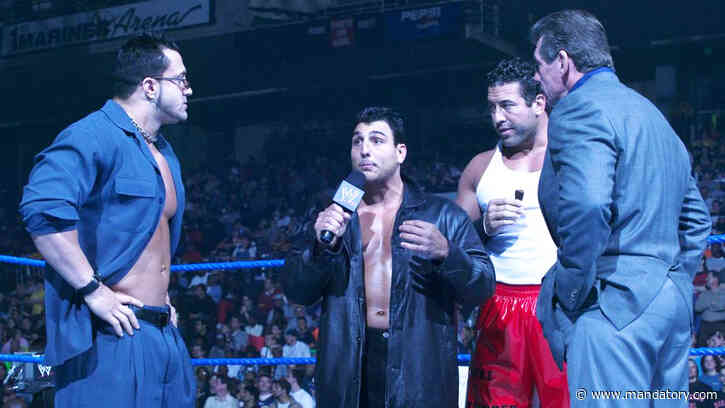 Chuck Palumbo Recalls Vince McMahon's Pitch For WWE's FBI Revival, If He Got Any Fan Backlash