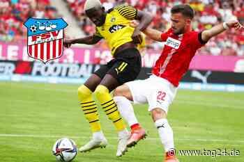 FSV Zwickau verpatzt Auftakt gegen Borussia Dortmund II! - TAG24