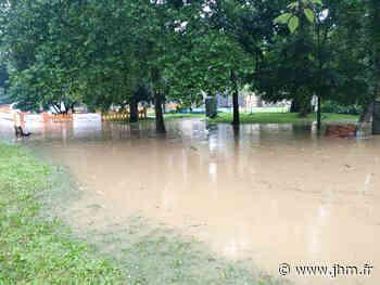 Inondations à Saint-Dizier (52) - le Journal de la Haute-Marne