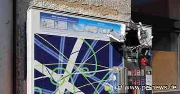 Zigarettenautomat in Conweiler aufgebrochen - Gibt es einen Zusammenhang mit Fall in Keltern? - Pforzheimer Zeitung