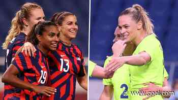 Tokyo 2020 Power Rankings: USWNT bounce back but Sweden stay top in the race for Olympic gold