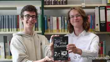 Penzberg: Abiturient ist Schöpfer einer Fantasy-Welt - Merkur Online