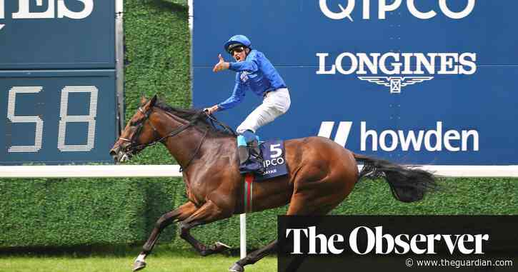 Adayar is relentless in following up Derby with King George victory