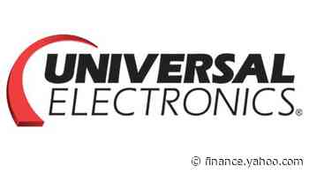 Universal Electronics Inc. to Host Second Quarter 2021 Financial Results Conference Call on August 5 - Yahoo Finance