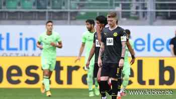 BVB verliert Test gegen Bilbao und zwei Spieler