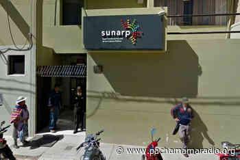 Sunarp reinicia atención presencial en Ayaviri y Juli - Pachamama radio 850 AM