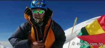 Hugo Ayaviri, primer boliviano en llegar a la cumbre del nevado de Broad Peak - EL DEBER