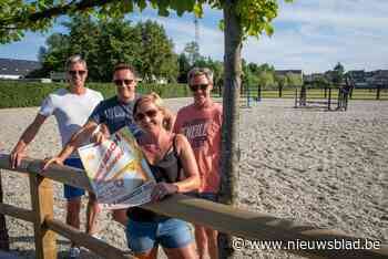 Volley Niel aan de opslag voor allereerste Summer Beach