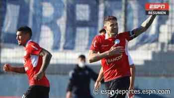 Belgrano remontó y venció a Quilmes en un partidazo - ESPN Deportes