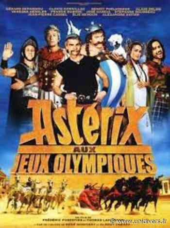 Astérix aux Jeux Olympiques Ile de loisirs de Cergy-Pontoise samedi 7 août 2021 - Unidivers