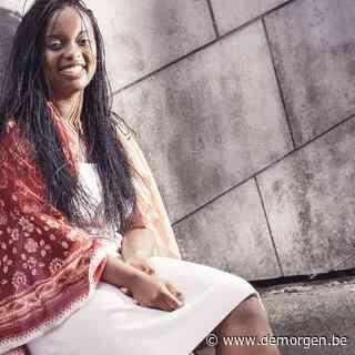 Slamdichter Lisette Ma Neza: 'Dat eerste optreden met publiek was magisch'