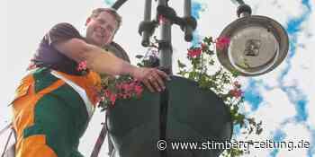 Keine Blumenampeln in der City von Oer-Erkenschwick – das ist passiert - Stimberg Zeitung
