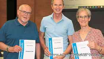Ehrungen beim VfL Nagold - Abschied von drei Aktivposten beim VfL - Schwarzwälder Bote