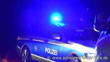 Zwischen Nagold und Mötzingen - Alkoholisierte 57-Jährige gefährdet mehrere Verkehrsteilnehmer - Schwarzwälder Bote