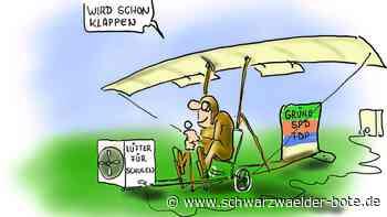 Luftreinigungsdebatte in Nagold - Klar zum Abheben? - Schwarzwälder Bote