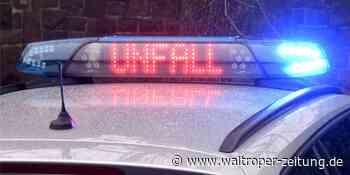 Motorradfahrer verunglückt in Oer-Erkenschwick – 62-Jähriger verletzt - Waltroper Zeitung