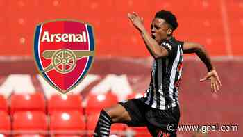 'Is it going to be yes or no?' - Newcastle demand Willock loan answer from Arsenal