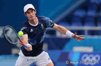 Andy Murray motivated by daughter's advice through comeback at Olympics - Tennis Magazine
