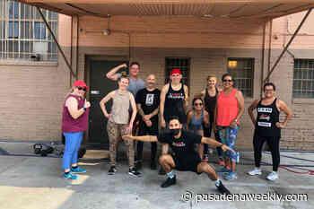 Aion Gym donates $1,000 to Union Station - Pasadena Weekly