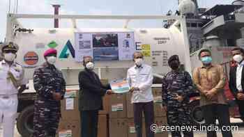 India sends COVID-19 relief to Indonesia, Bangladesh