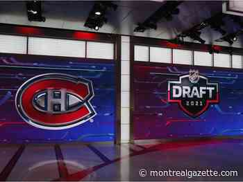 Logan Mailloux was surprised Canadiens decided to draft him