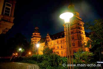 In Aschaffenburg wird es nachts noch etwas dunkler - Main-Echo